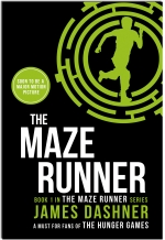 Maze Runner Series 4 books Set Collection James Dashner, maze runner books by James Dashner