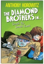 The Diamond Brothers Detective Agency Collection Anthony Horowitz 8 Books Set by Anthony Horowitz