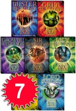 The Keys to the Kingdom (Monday to Sunday 7 Books Collection) Garth Nix by Garth Nix