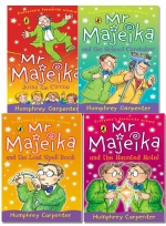 Mr Majeika Collection 14 Books Set by Humphrey Carpenter