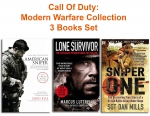 Call of Duty: Modern Warfare Collection 3 Books Set by Various