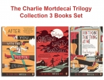 The Charlie Mortdecai Trilogy Collection 3 Books Set by Kyril Bonfiglioli by Kyril Bonfiglioli