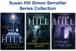 Susan Hill Simon Serrailler Series Collection 3 Books Set by Susan Hill