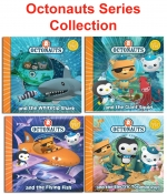 Octonauts Series 26 Book Collection Set by Various