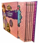 Disney Junior Sofia the First Storybook Library Collection 5 Books Set (The Royal Slumber Party, Games, Halloween Ball, Amulet & Anthem, Princess) by Disney