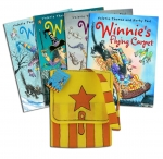 Winnie the Witch Collection 14 Books Set in Bag - Valerie Thomas and Korky Paul by Valerie Thomas and Korky Paul