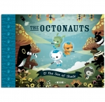 Octonauts Series Collection 3 Books Set Pack Great Ghost Reef, Lonely Monster by Simon and Schuster