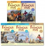 Enid Blyton Famous Five Collection 5 Books Set (11 To15) by Enid Blyton