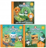 Octonauts Series 6 Book Collection Set with Sticker book As Seen On TV by Octonauts