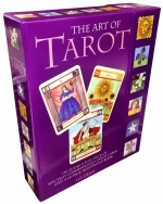The Art of Tarot Deck Cards Collection Box Gift Set Mind Body Spirit Psychic NEW by Liz Dean