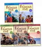 Enid Blyton FAMOUS FIVE Series 21 Books Set pack collection (1 To 21) New by Enid Blyton