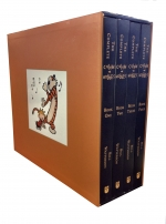 The Complete Calvin and Hobbes Children Collection 4 Book Set By Bill Watterson by Bill Watterson