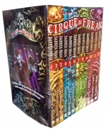 Cirque Du Freak Vampire Series - Darren Shan Complete 12 Books Collection Set by Darren Shan