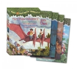 Magic Tree House Series Collection 4 Books Box Set (Books 1 - 4) by Mary Pope Osborne  (Author), Sal Murdocca (Illustrator)