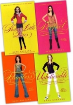 Pretty Little Liars Series 1 Collection Sara Shepard 4 Books Set (Unbelievable, Perfect, Flawless, Pretty Little Liars) by Sara Shepard