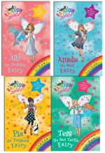Rainbow Magic Series 13 Ocean Fairies Collection 7 Books Set Pack (Books 85 to 91) by Daisy Meadows