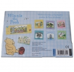 Winnie the Pooh 6 Books Collection Set Pack Series Poster Sticker Young Children by Winnie the Pooh