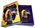 Angel Therapy Tarot Cards Oracle Deck Doreen Virtue Psychic, Body, Mind, Spirit by Doreen Virtue