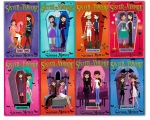 My Sister the Vampire Series 1 Collection 8 Books Set Vol 1-8 by Sienna Mercer