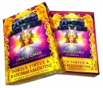Angel Answers Oracle Tarot Cards Deck Doreen Virtue Psychic Reading Mind Body by Doreen Virtue PhD