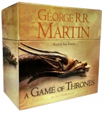A Game of Thrones (A Song of Ice and Fire, Book 1) Audio CD George R. R. Martin by