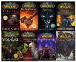 Warcraft - World Of Warcraft - 8 Books Series 1 and 2 Collection Set Pack (Chronicles of War, Night of the Dragon, Dawn of the Aspects, The Shattering by Various