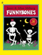 Funny Bones 10 Books Collection Set by Allan Ahlberg (Author), Andre Amstutz (Illustrator)