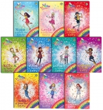 Rainbow Magic Daisy Meadows Collection 21 Books Set by Daisy Meadows