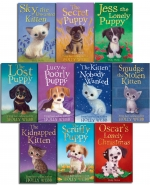 Holly Webb Complete Collection 30 Books Set Puppy and Kitten - Animal Stories Pet Rescue Adventure Series by Holly Webb