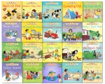 Usborne Early School Reading Collection 35 Children Books Set NEW Read At Home by Usborne