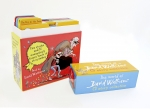 The World of David Walliams 5 Stories in 14 Audio CDs Gift Box Set by