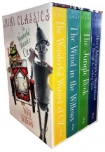 Mini Classics 4 Books Collection Box Set by Miles Kelly by Miles Kelly