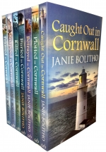 Rose Trevelyan Series Janie Bolitho Collection 7 Books Set by Janie Bolitho