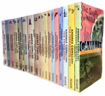 Inspector Montalbano Collection Andrea Camilleri 18 Books Set by Andrea Camilleri