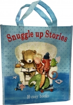 Snuggle Up Stories Collection 10 Books Set in Bag by David Conway
