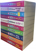Dork Diaries Collection Rachel Renee Russell 10 Books Set by Rachel Renee Russell