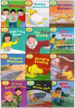 Oxford Reading Tree Read With Biff Chip Kipper Phonics and Story Collection 12 Books Set (Level 4-5) by Mr Roderick Hunt (Author), Ms Kate Ruttle (Author), Ms Annemarie Young (Author), Mr Alex Brychta (Illustrator)