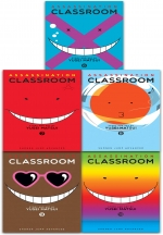 Assassination Classroom Yusei Matsui Volume 6-10 Collection 5 Books Set (Series 2) by Yusei Matsui
