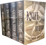 Robert Jordan The Wheel of Time Collection 4 Books Set Series 3 (Book 11-14) by Robert Jordan