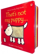 Usborne Thats not my Puppy and Kitten Collection 2 Books Box Set by Fiona Watt, Rachel Wells