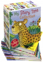 My Story Time Collection 20 Picture Books Box Set by Miles Kelly by Miles Kelly