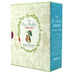 The Peter Rabbit Library 10 Books Collection Box Set Gift Pack by Beatrix Potter