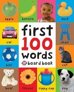 First 100 Collection 4 Books Set by Roger Priddy (First 100 Soft to Touch Board Books) (First 100 Words, Numbers Colours Shapes, Animals, Trucks) by Roger Priddy