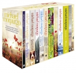 Michael Morpurgo Collection 12 Books Box Set (Farm boy, Born to Run, Shadow, An Elephant in the Garden, The Amazing Story of Adolphus Tips and More) by Michael Morpurgo