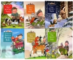 Percy the Park Keeper Collection 6 Books Set in a Bag By Nick Butterworth by Nick Butterworth