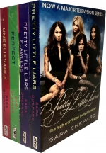 Pretty little liars the perfectionists book