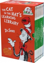 Dr Seuss The Cat in the Hats Learning Library Collection 20 Books Box Set by Dr Seuss