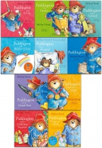 Paddington Bear 10 Books Collection Pack Set By Michael Bond by Micheal Bond