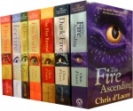 The Last Dragon Chronicles Collection Chris D Lacey 7 Books Box Set by Chris D Lacey