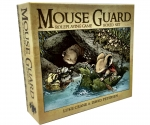 Mouse Guard Roleplaying Game Box Set, 2nd Ed by David Petersen and Luke Crane by